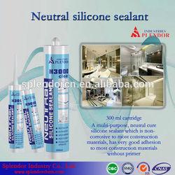 Neutral Silicone Sealant/silicone sealant for kingspan panels/ fish tank silicone sealant