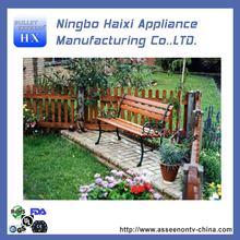 Cheap durable antique wood bench garden bench outdoor
