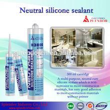 Neutral Silicone Sealant/silicone sealant for kingspan panels/ silicone windshield sealant