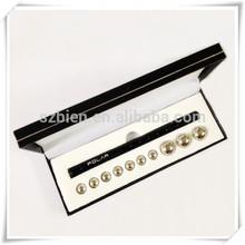 hot selling magnetic stylus black polar pen for christmas promotional black polar pen
