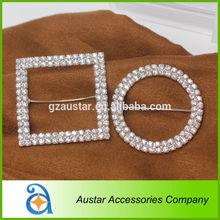 Circle and square rhinestone napkin rings,Rhinestone Pearl Napkin Holder For Wedding Wholesale