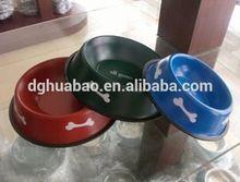 wholesale fashion design heart -shaped pet bowl