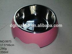 wholesale fashion design most popular non-slip dog bowl