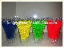 colorful ballpoint promotional item baoer recycle ballpoint pen