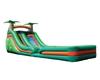 Inflatable Super Splash Down Water Slide