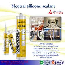 Neutral Silicone Sealant supplier/ silicone sealant for laminated wood/ food grade silicone sealant