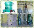 Henan DAFU azufre molino con profesional de trabajo