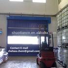 Shipment platform quick speed warehouse automatic roll door