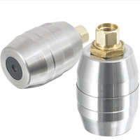 custom stainless steel air rotating nozzles,air pump nozzles,air atomizing nozzles