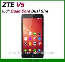 Ztev5กระทิงแดง3gมาร์ทโฟนsnapdragonmsm8226quadcore2gb13.0mp8gbandroidwcdma4.2