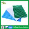 GE uv blocking u-lock fire proof anti-fog corrugated 2.5mm embossed sheet of tin