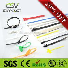 High Quality 50pcs/bag pe cable organizer