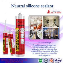Neutral Silicone Sealant supplier/ silicone sealant for laminated wood/ window silicone sealant