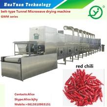 mass raisin microwave drying machine with PTFE