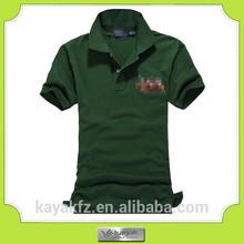 wholesale navy blue polo shirt pima cotton