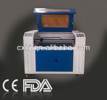CX9060 for home business 80w wood co2 laser cut machine part