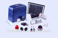 SOLAR POWER GATE OPENER / ELECTRONIC SLIDING GATE MOTOR 400/600/1000kgs