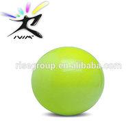 non-antiburst handle fitness ball