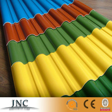 China manufacturing color coated galvanized roofing ppgi sheet/corrugated ppgi sheet for roofs