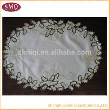 2014 hot sell wholesale polyester vinyl oval tablecloths