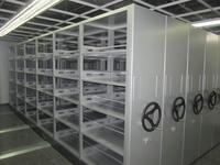Warehouse Palleting Rack System / Metal Storage Rack / Sliding Storage Rack