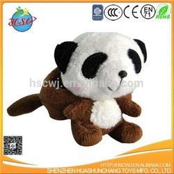 plastic eyes of stuffed panda toys