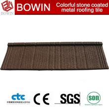 color steel roofing nigeria /acrylic overglaze tile /roof zinc tile