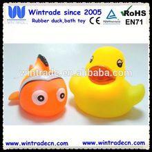 Clown fish & yellow duck light