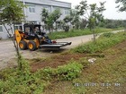 HCN brand 0508 series grass cutting equipment on loader for sale