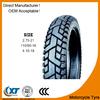 motorcycle tyre 2.75-21 4pr/6pr