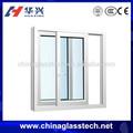 Ce-norm schalldämmung platzsparende aluminiumrahmen Profile Wohnwagen schiebefenster