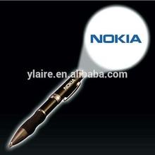 High quality nokia logo led light pen writing in the dark