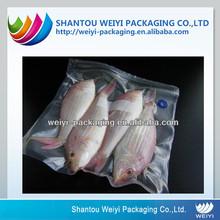 Different style accept customized plastic bag food vacuum sealer