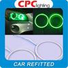 LED COB Angel Eye Halo Light Error Free for BMW E46 E39 E38 E36