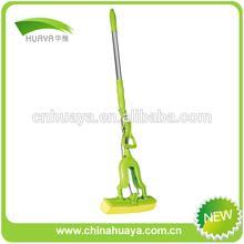 easy cleaning polish magic floor mop kitchen sponge mop pad
