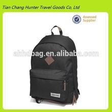 2014 simple 15 inches school backpack, school bag