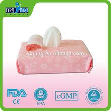 baby wipe plastic cases OEM, FDA