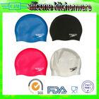 Factory made speedo sport silicone swimming cap
