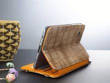 Fezzil Wholesale Newest Raised Bezel titanium phone case for samsung P6800