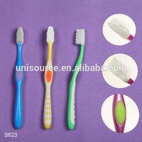 S623 Nanometer TPR Bristles Custom Adult Toothbrush