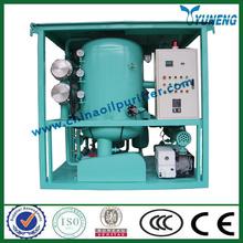YUNENG ZJA Transformer Oil Purifier / Oil Water Separator / Waste Oil Management of High Standard