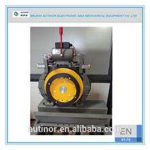 motor for residential elevator