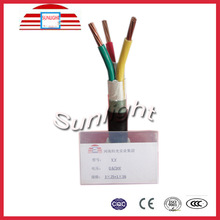 3 Phase PVC Electric Wire Color Code
