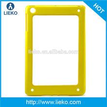 New design fashion TPU frame with PC case for Ipad mini/mini2