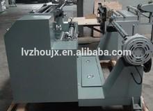 rewinding and slitting paper making razor blade machine