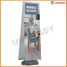 Digital printing reflective banner promotion