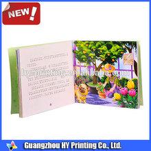 Perfect binding children colorful book printing