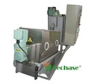 TECHASE: Dehydration Machine for Sludge Dewatering Treatment