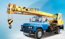 china famous brand 8ton sany new truck crane QY8B.5