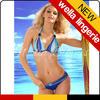 WELLA LINGERIE hot selling ladies swimwear string bikini wholesale online wholesale swimwear